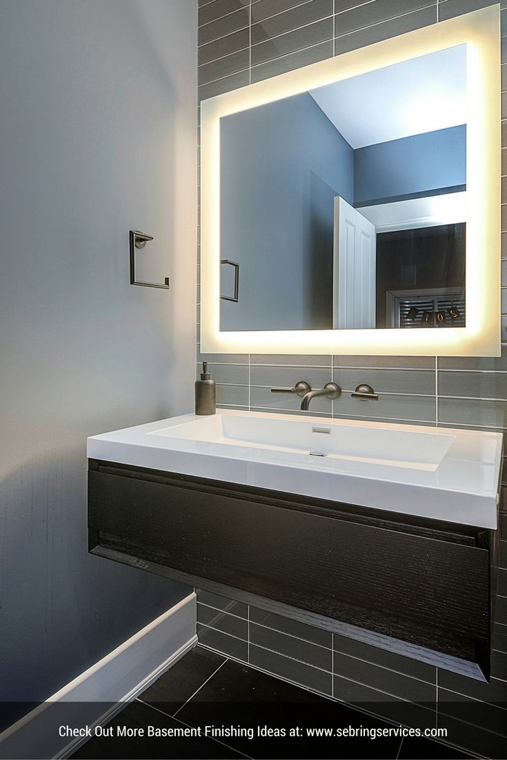 basement remodeling naperville il. Contemporary Style Basement Bathroom - Naperville IL Remodeling Il