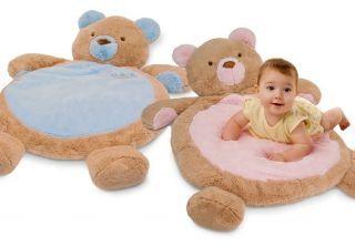 Best Ever Baby Mat Monkey Inc Monkey Plush Animal Baby