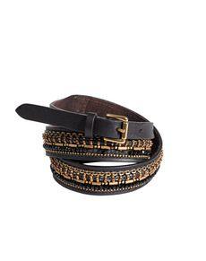 más tarde la compra auténtico tienda de descuento Cinturón de mujer Denim & Supply - Mujer - Accesorios - El ...