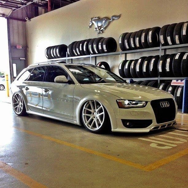 #Audi: #Slammed & #Stanced My Next Family Car?