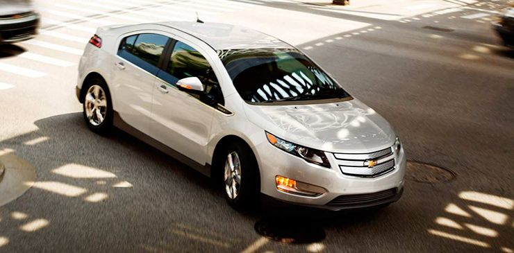 Chevrolet 2014 Volt Electric Cars For Sale Chevrolet Volt Electric Cars