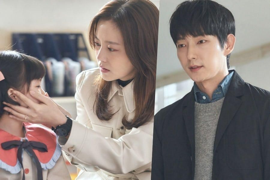 """Moon Chae Won And Lee Joon Gi Are Loving Parents Worried About Their Daughter In """"Flower Of Evil"""""""