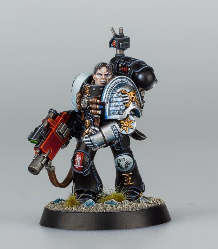 General Warhammer 40k Space Marines: Deathwatch #warhammer #40k