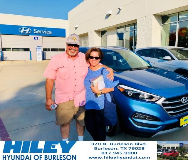 Hyundai Customer Service >> Pin By Hiley Hyundai Of Burleson On New Customers Tucson Happy