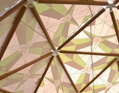 "Check out this @Behance project: ""Geodesic Dome"" https://www.behance.net/gallery/17945647/Geodesic-Dome"