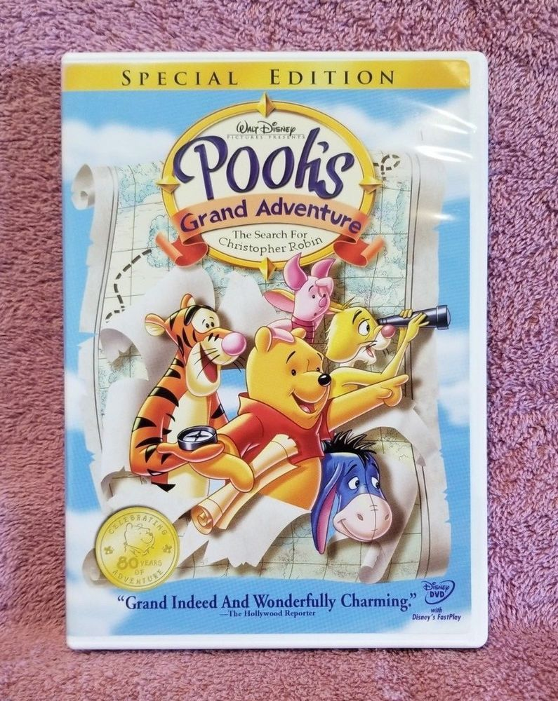 Disney poohs grand adventure the search for
