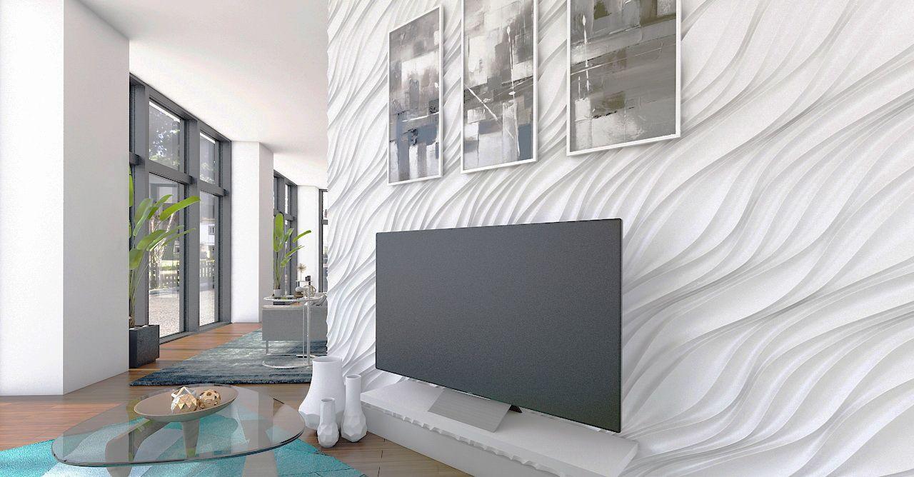 3d wall treatments contemporary wall 085sdmwave63 3d wall panel treatments 3d wall