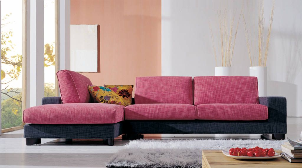 Corner Sofas For Small Spaces. Small Modular Sectional Sofa Large ...