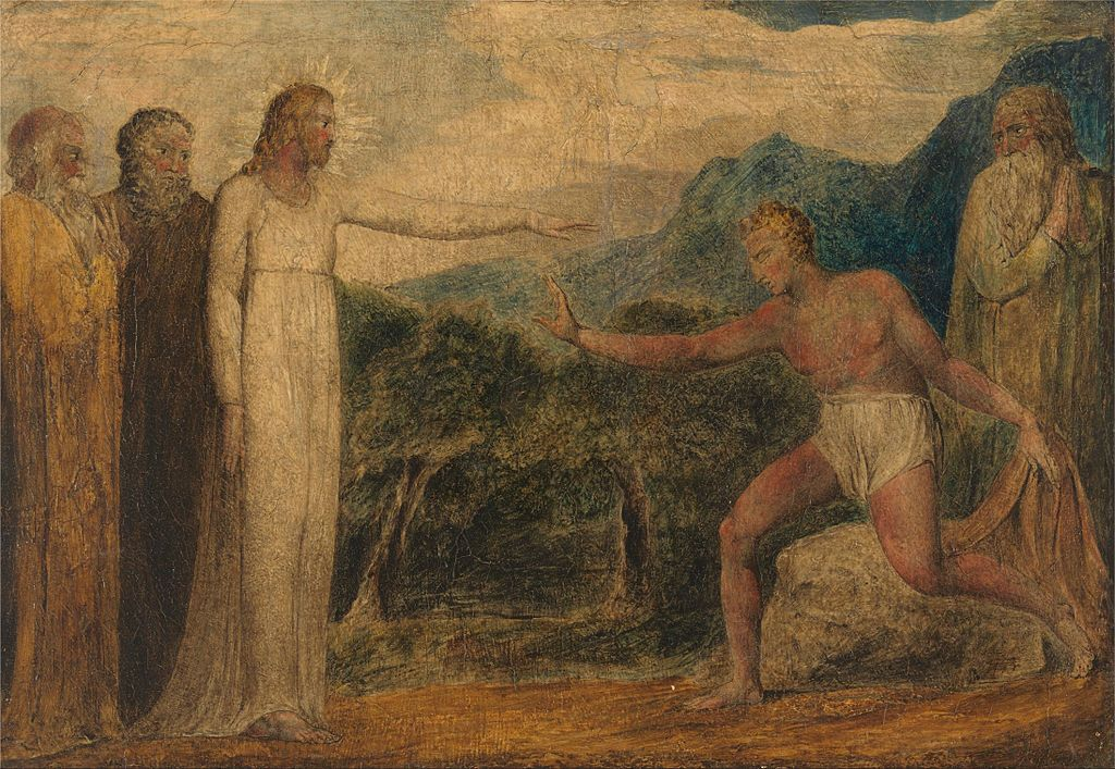Category:William Blake - Wikimedia Commons   William blake, Life of christ,  Google art project