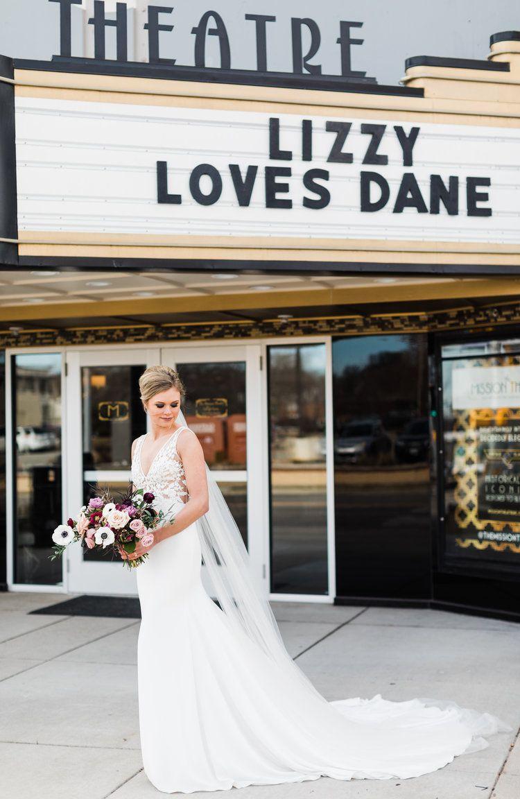 Mission Theatre Styled Shoot Marissa Cribbs Photography 116 Jpg Kansas City Wedding Bridesmaid Bridesmaid Dresses