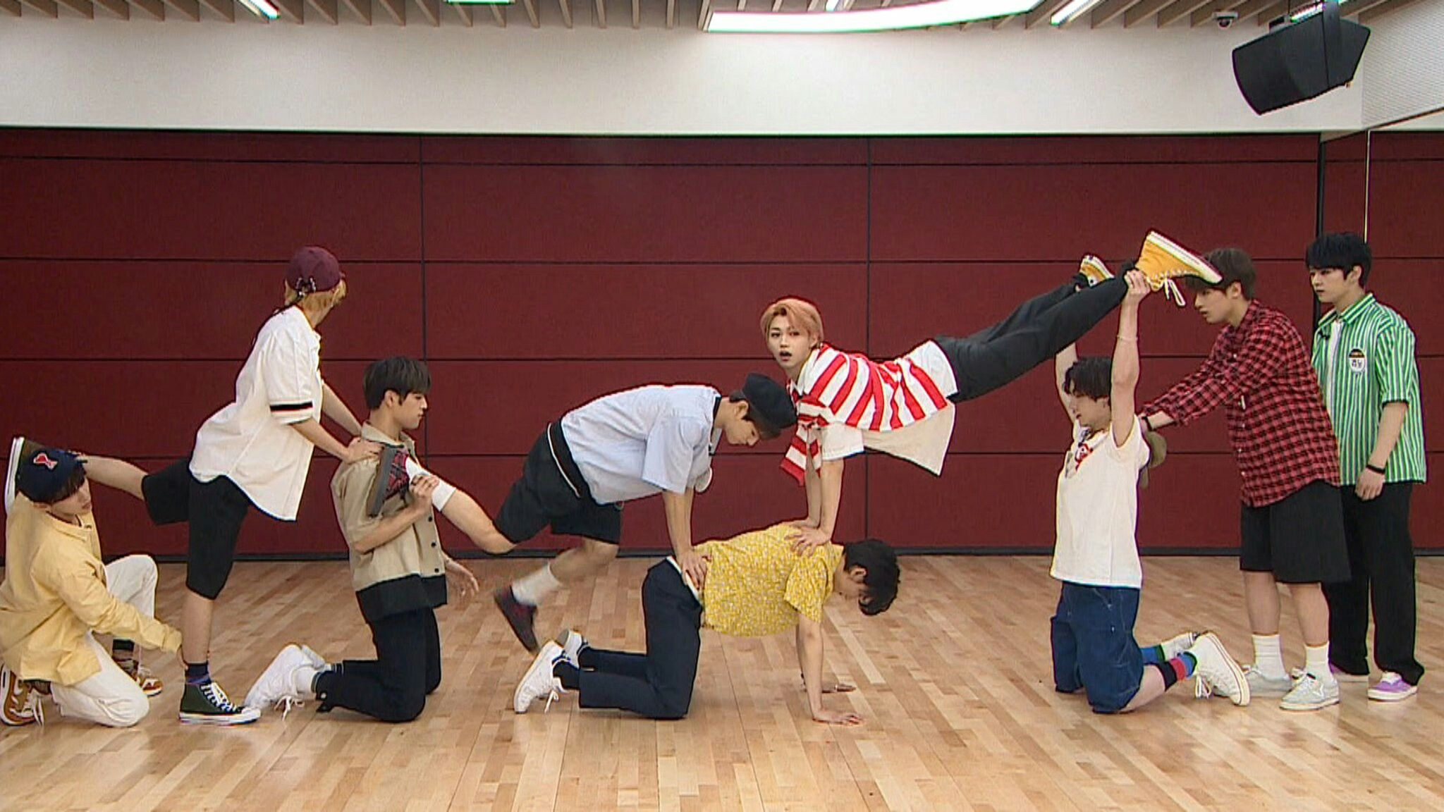 Stray Kids on JTBC IDOL ROOM EP 16 | Stray Kids 스트레이