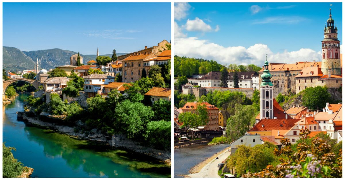 15 Stunning European Cities You May Not Have Heard About