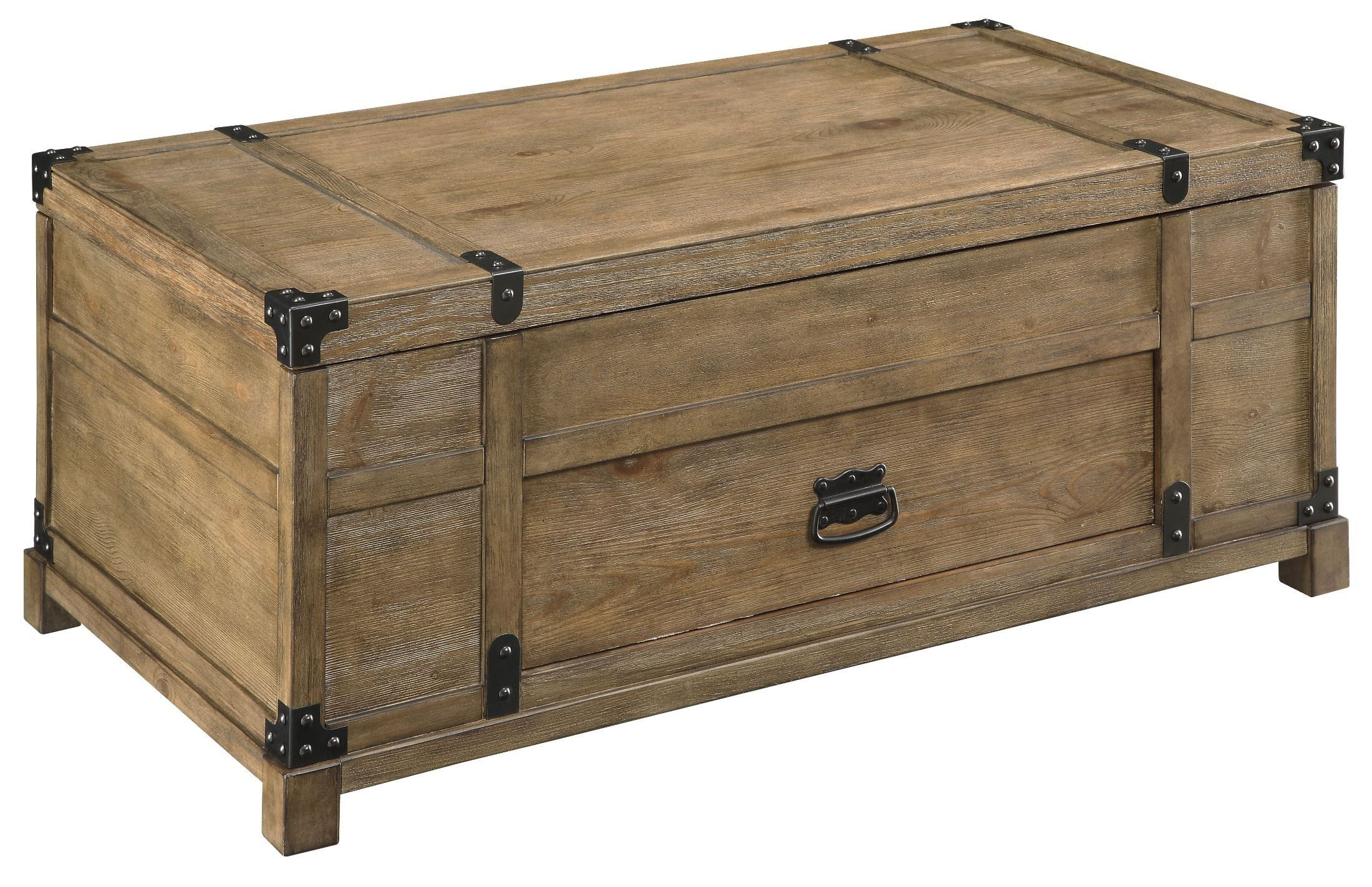 67456 Lift Top Cocktail Table In 2021 Coffee Table Trunk Coffee Table With Storage Cocktail Tables [ 1423 x 2200 Pixel ]