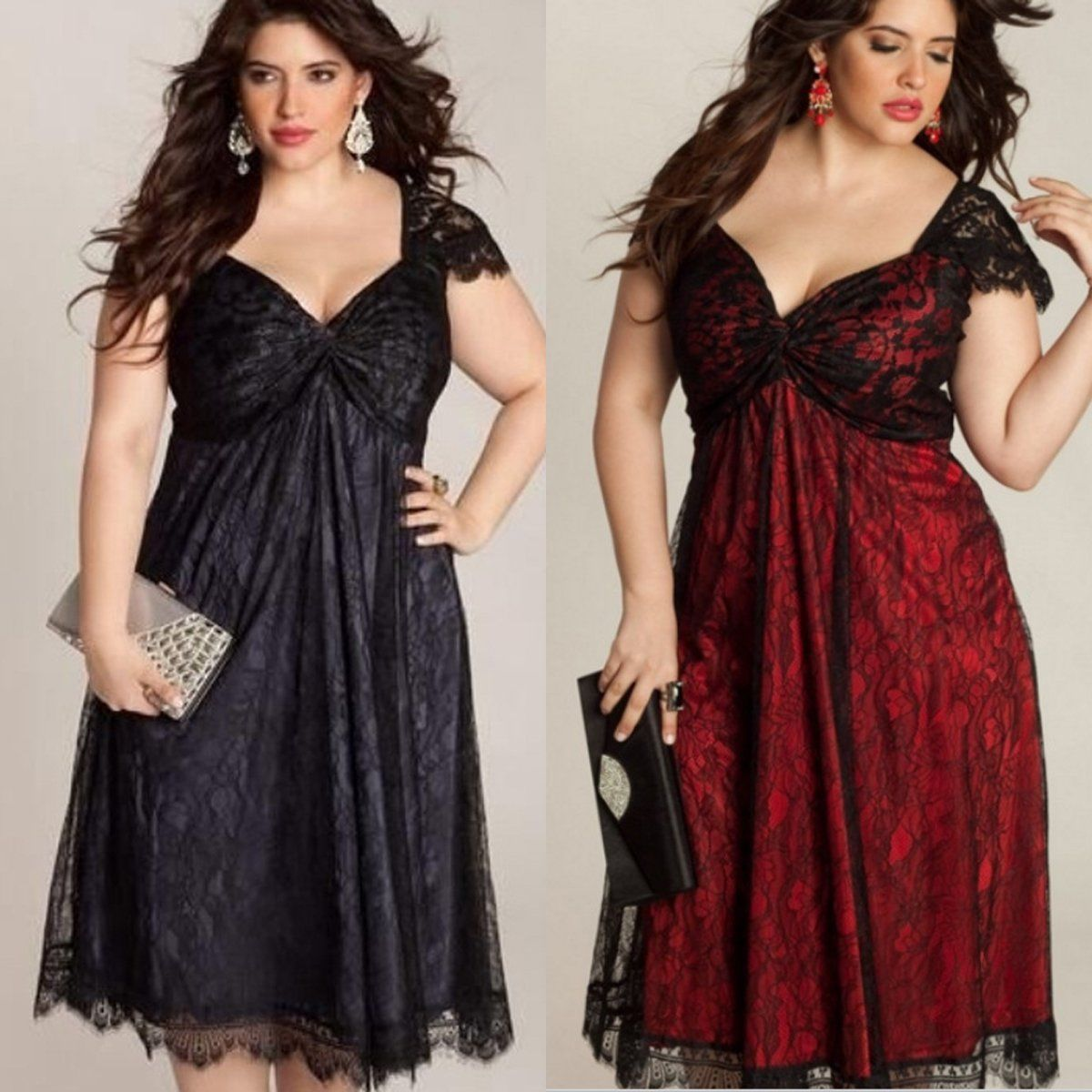 Cool amazing plus size women evening party prom gown formal