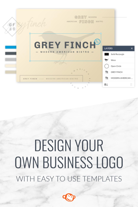 Diy Business Cards Logos More For Small Biz Picmonkey Blog Diy Business Cards Diy Business Graphic Design Tips