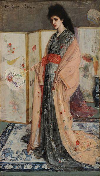 File:James McNeill Whistler - La Princesse du pays de la porcelaine - brighter.jpg