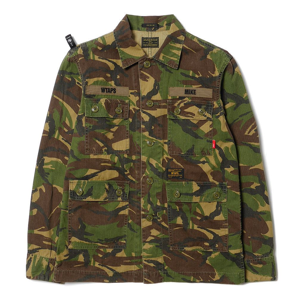 I am on a MIssion; it is your ideas I wish...  WTAPS Jungle L/S / Shirts. Cotton. DPM Tropical
