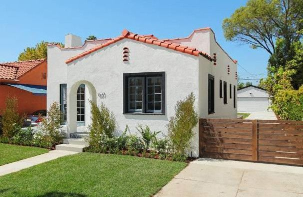 Phoenix home remodelng and additions historic phoenix for Spanish bungalow exterior paint colors