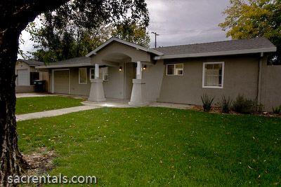 Sacrentals Com Renting A House 2 Bedroom House House Rental