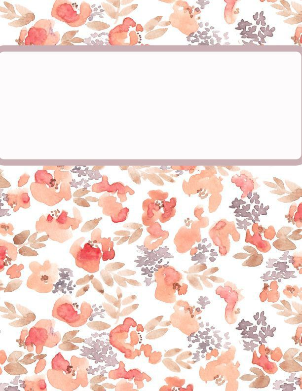 Cute Book Cover Backgrounds : Binder cover templates motherdisposition weebly