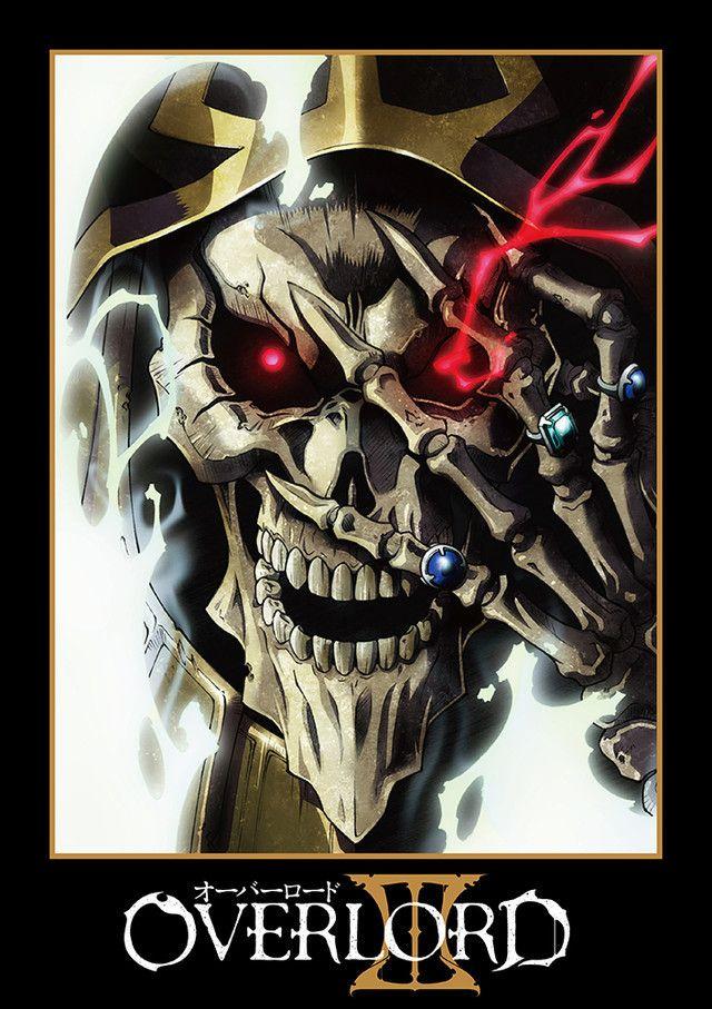 Overlord season 3 confirmed release date Anime, Fantasia