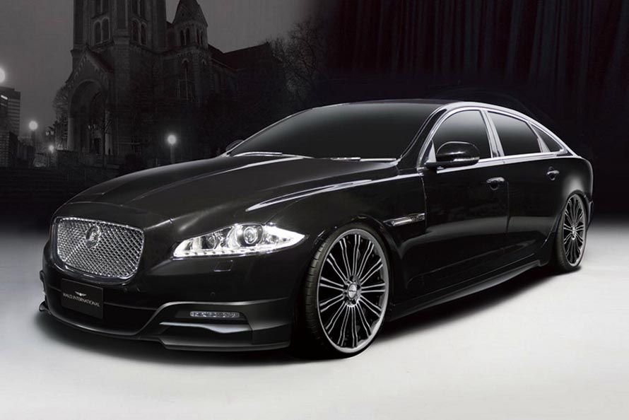 Image Detail For  2011 Jaguar XJ Black On 2011 Jaguar XJ U2013 Real New Car