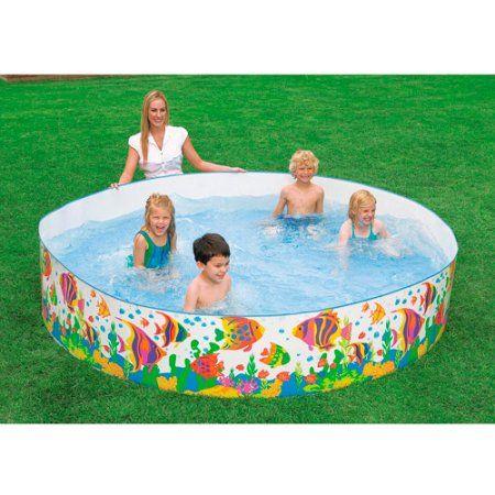 Intex ocean reef snapset instant kids swimming pool - Intex swimming pool accessories south africa ...