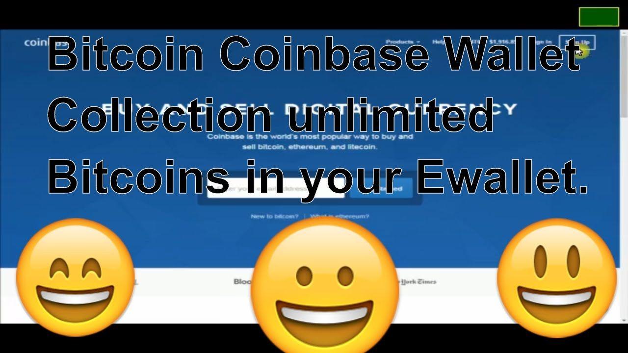 how to make a coinbase bitcoin wallet account Bitcoin