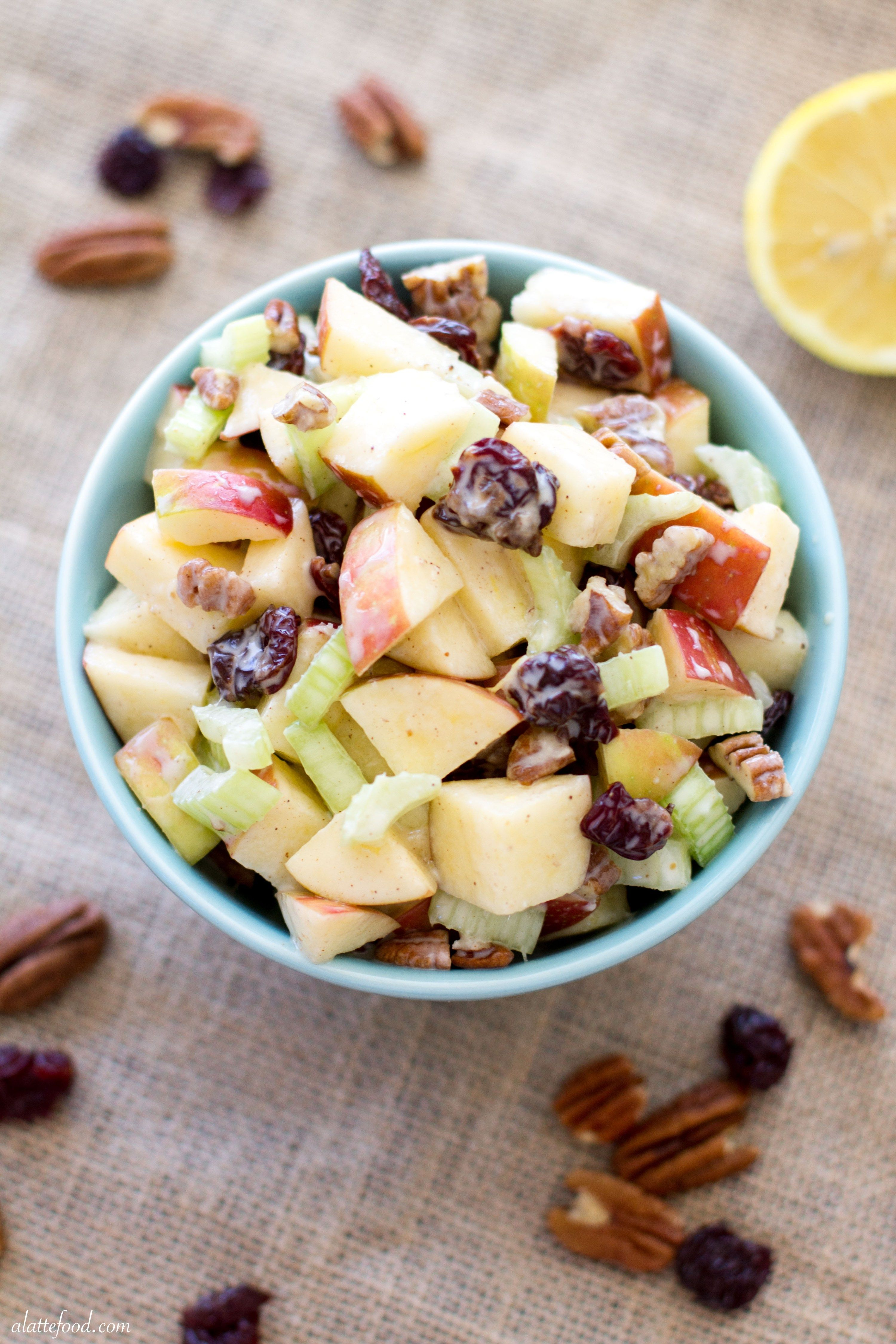 Waldorf Salad Recipes With Greek Yogurt