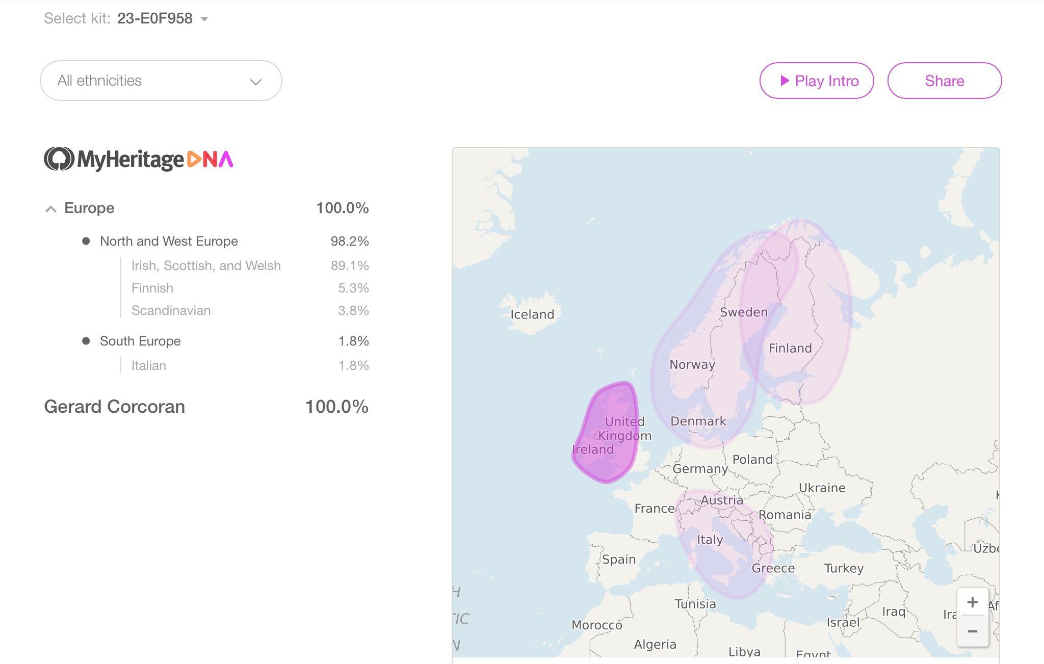 23andme Suomi