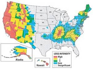 earthquake faults in the us - Bing Images | earthquake ... on new mexico faultlines map, earthquake frequency map, fault line map, united states fault zone map, earth faults map, united states earthquake map, us fault lines, wisconsin geology map, usgs seismic zone map,