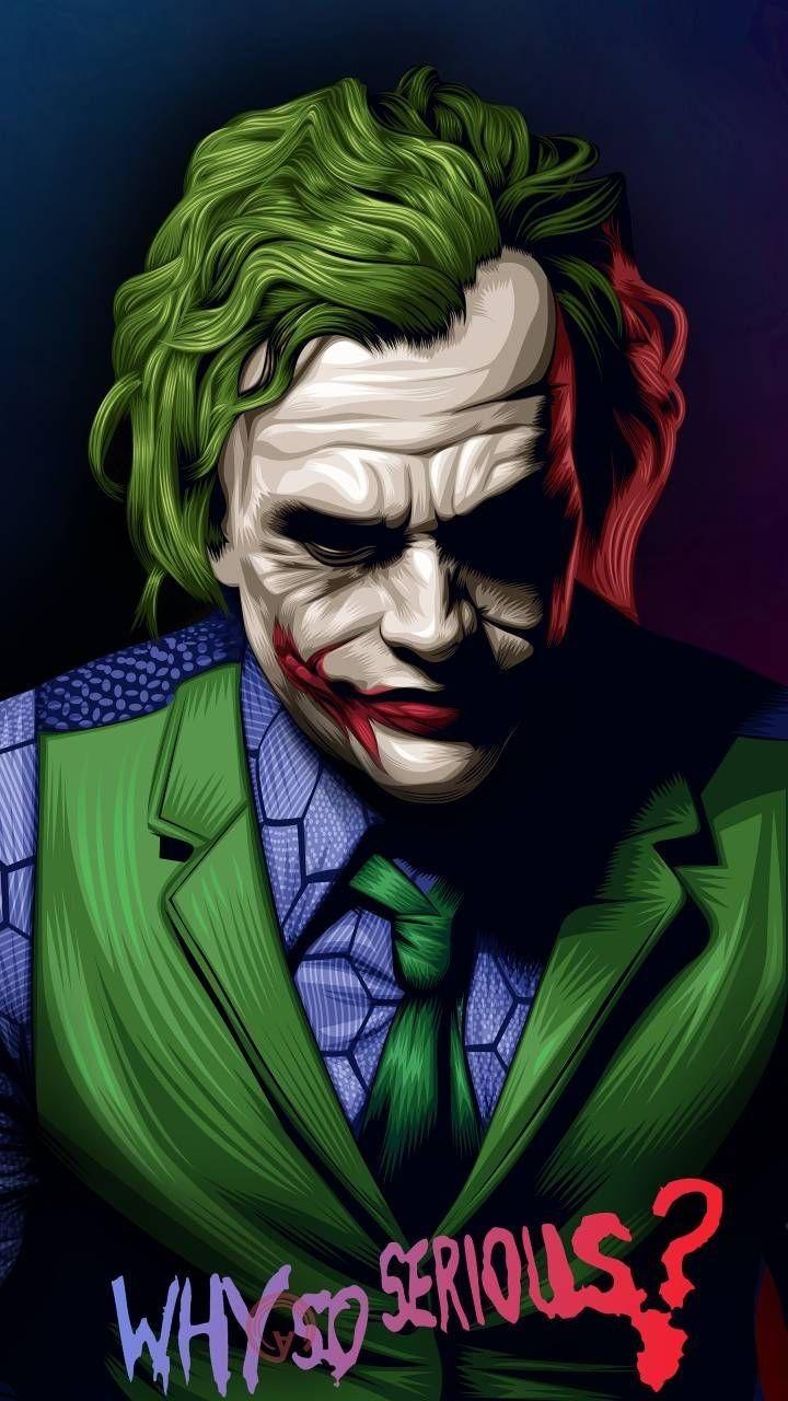 Batman Joker Hd Images 1080p For Mobile Joker Hd Wallpaper Joker Wallpapers Joker Drawings