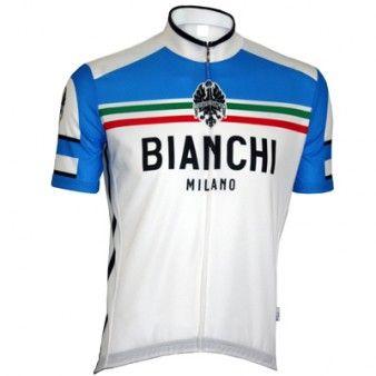Bianchi Milano Cianciana Jersey Blue  36506e27c