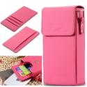 iphone 7 plus Girls Shoulder Bag Cases 6.0'' Univeral Phone Cases For Samsung Galaxy J1 j5 j7 A3 A5 A7 2016 A8 A9 S6/S7 Edge For LG G3 G4s  LG K4 Sony Xperia E3 E4 E4g Z4