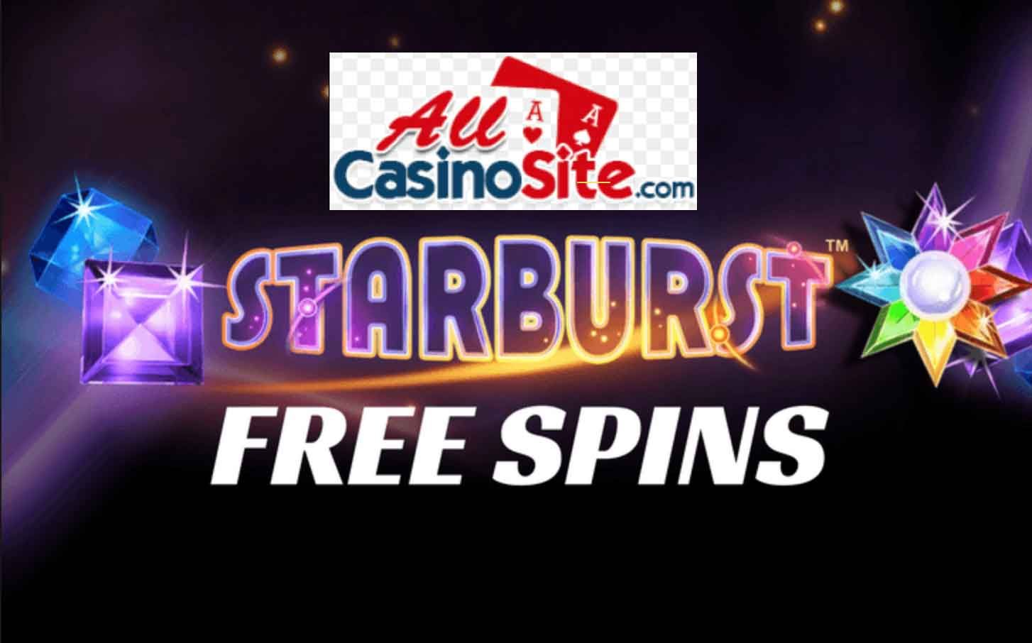 Present best slot & casino sites with free spins on every