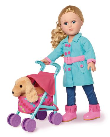 My Life As Dog And Stroller Playset Walmart Canada Pet