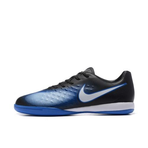 b1f9171cebcd2 Barato Nike Magista Orden II IC Negro Azul Botas De Futbol - Botas De fútbol  Nike Magista Baratas