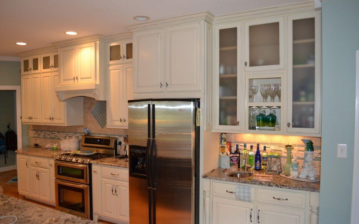 Contemporary Classic Costco Kitchen Cabinets with ...