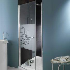Porte De Douche Pivotante Soft Cube Cm Bathroom Pinterest - Porte de douche pivotante