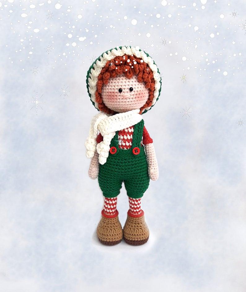 Tobias - amigurumi boy doll | Crochet dolls, Boy doll, Crochet ... | 942x794