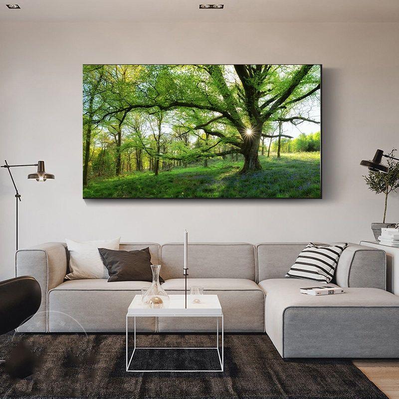 Pin By Yose Rizal On Display Design Ruang Lukisan In 2021 Landscape Wall Art Living Room Art Prints Wall Art Pictures Pictures for living room wall