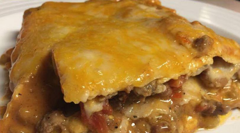 recipe: spicy beef lasagna recipe [39]