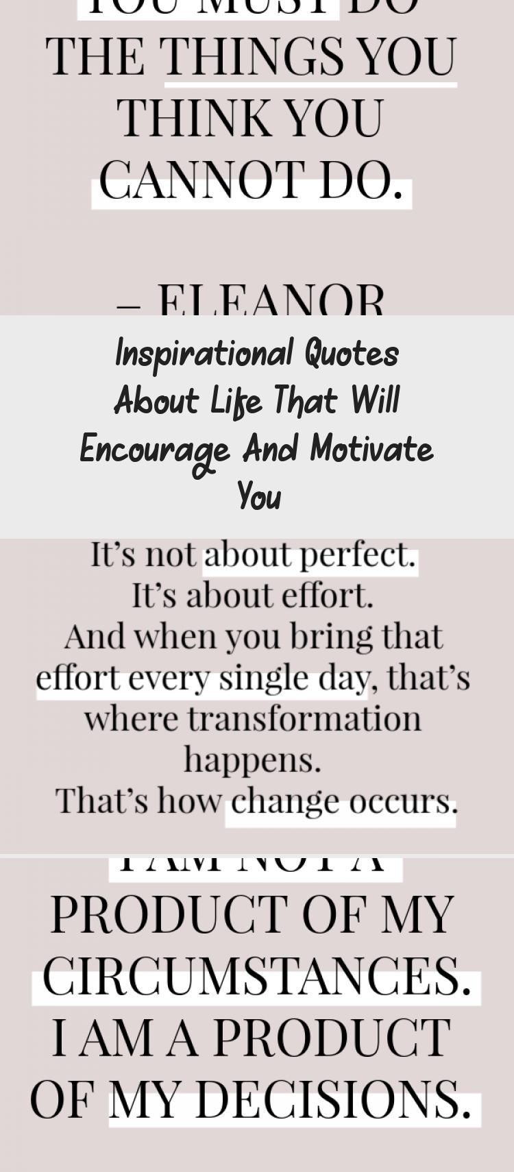 20 Inspirational quotes that will motivate and encourage you making this the perfect combo for starting a new week