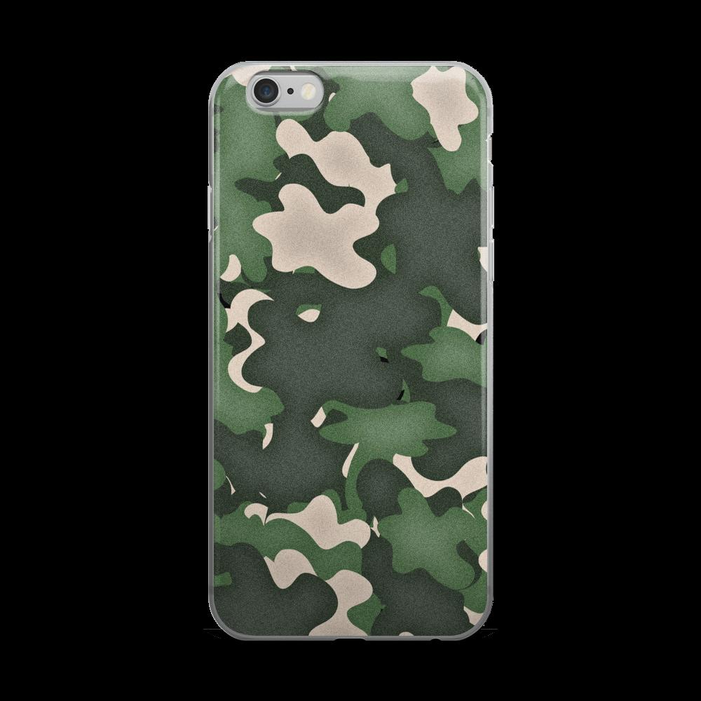 Camo Phone Case for iPhone & Samsung Custom