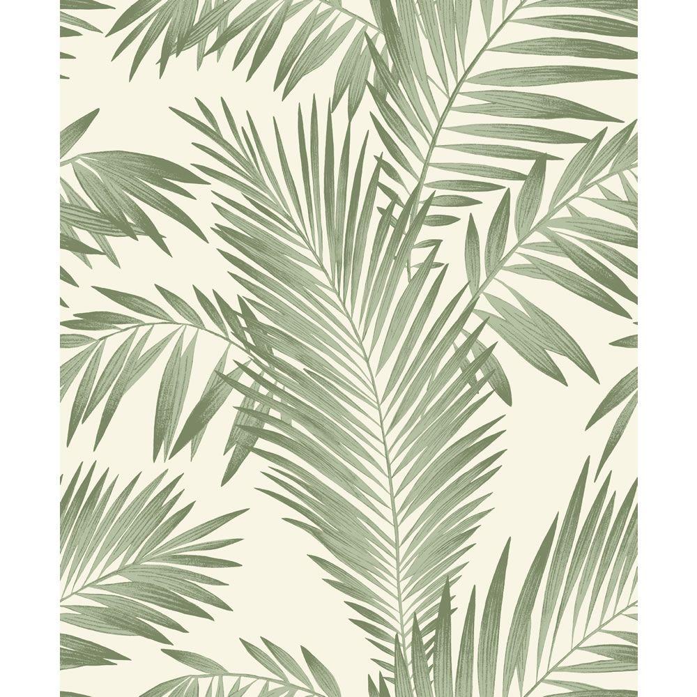 Arthouse Tropical Palm Wallpaper Palm wallpaper, Tree