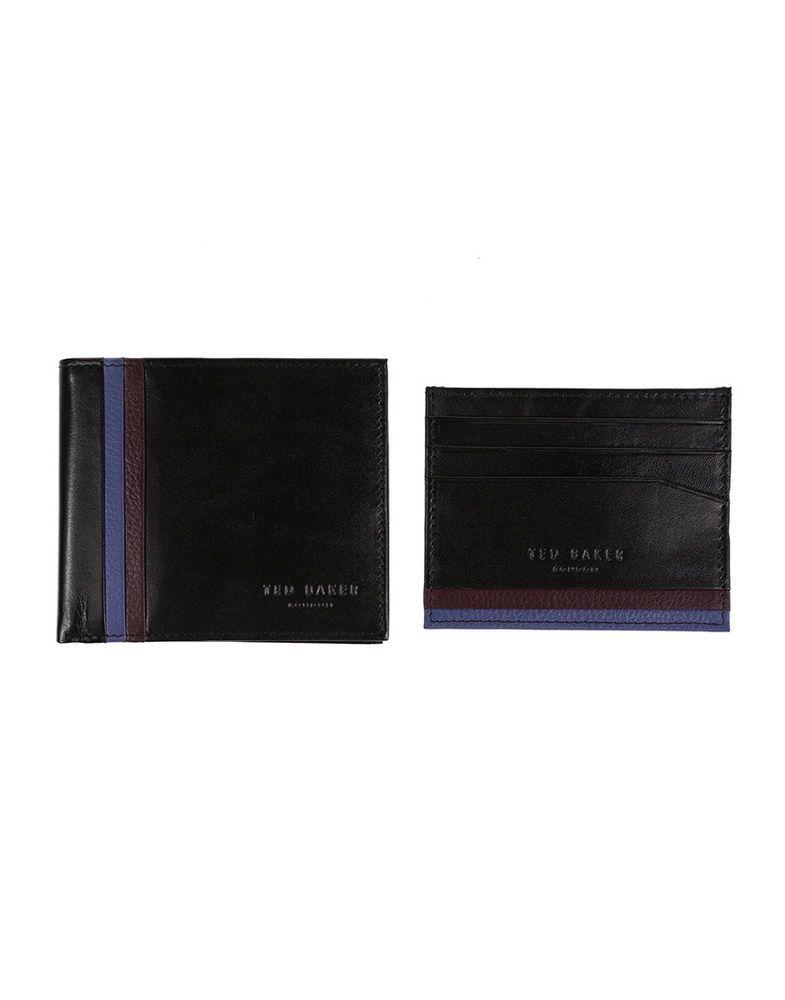 4ec0df849 eBay  Sponsored Ted Baker Hoomsand Cardholder Mens Wallet purse Wallet -  00-black One Size
