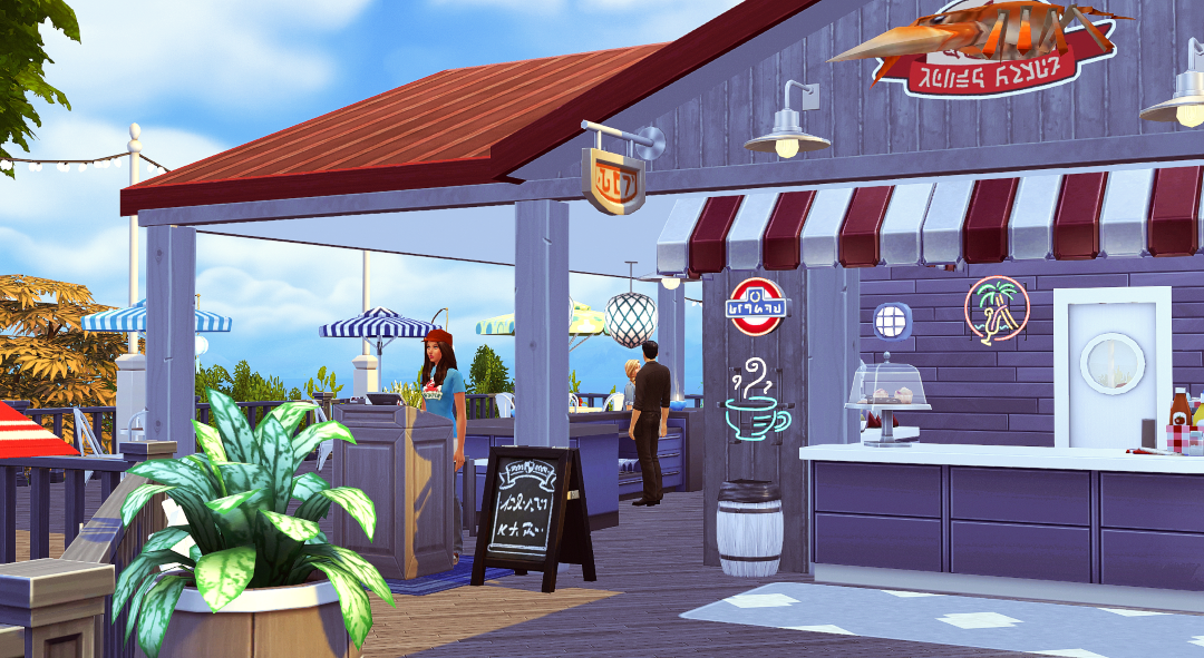 Jenba Sims The Lobster Dock Is A Casual Seafood Restaurant