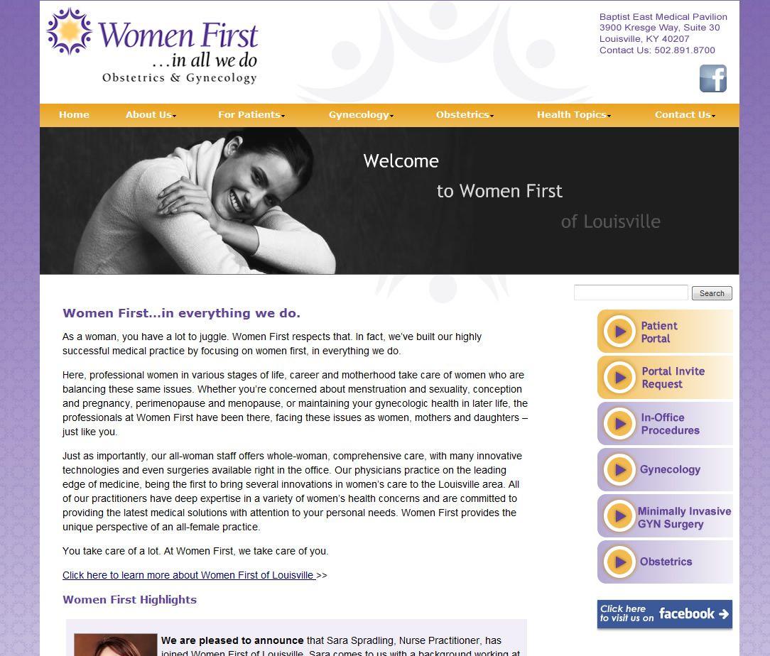 Women First Obstetrics And Gynecology Louisville Kentucky Obgyn