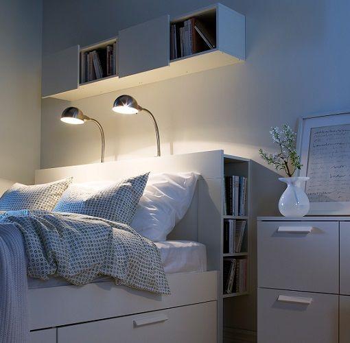 Habitación juvenil Ikea | Ideas para cuartos | Pinterest | Bedroom ...