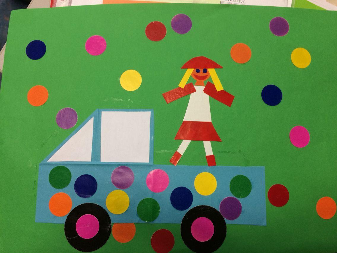 Knutselen | SCHOOL Kleuters...Thema carnaval | Pinterest